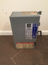 Square D PQ3603G. 30 amp, 600 volt, bus plug, 3 wire, with ground, CLEAN