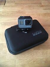 GoPro Hero5 Action Cam, Schwarz/Grau
