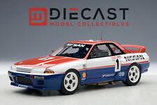 AUTOART 89180 NISSAN SKYLINE GT-R (R32) AUSTRALIAN BATHURST WINNER 1991, 1:18TH