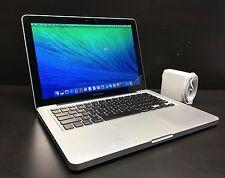 "Apple Macbook Pro 13"" THREE YEAR WARRANTY / Upgraded 500GB HDD / BEST VALUE!"