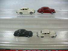 l49-0, 5 #4x Wiking H0 Models / Model Cars, 110, Opel Kapitän 51, Top