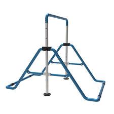 Gymnastics High Bar Sporting Steel & PE Training Equipment Uneven Bar Home Kids