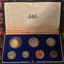 South Africa Suid Afrika 1968 Coin Set