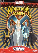 Marvel -Wolverine y los X-Men Dvd