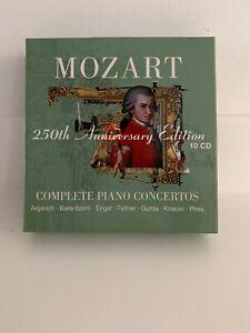 Mozart: 250th Anniversary Edition - Complete Piano Concertos