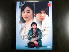 Japanese Drama Voice DVD English Subtitle