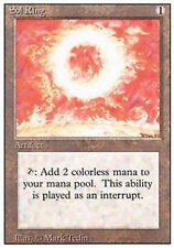 MRM ENGLISH Sol Ring ( Anneau solaire ) NM MTG magic Revised
