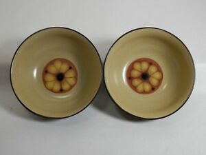 Noritake Folkstone Safari set of 2 Bowls