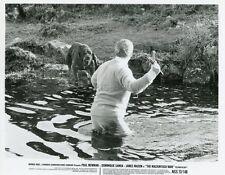 PAUL NEWMAN DOMINIQUE SANDA THE MACKINTOSH MAN 1973 VINTAGE PHOTO ORIGINAL #3