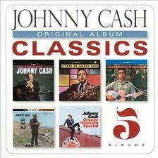 Johnny Cash - Original Album Classics [5 CDs] Brand New & Sealed