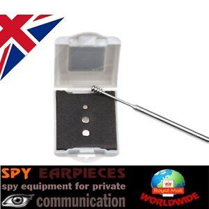 Spy Earpiece Earphone for Invisible Induction Neck loop Mini Secret Headset 007