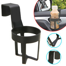 Universal Car Truck Drink Water Cup Bottle Can Holder Door Mount Stand Black
