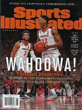 Sports Illustrated 2019 Virginia Cavaliers - NCAA CHAMPIONS -Commemorative Issue
