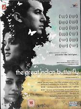 THE GREAT INDIAN BUTTERFLY - AAMIR BASHIR - SANDHYA MRIDUL - NEW BOLLYWOOD DVD