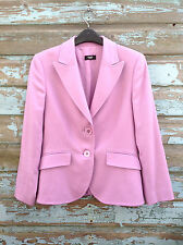 "Basler Piacenza 100% Cashmere Lilac Jacket (UK Size 10; 34-36"" Chest) RRP £1500"
