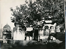 Paul Coze c. 1930 - Mausolée dans le Penjab Indes - NV 101