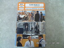 CARTE FICHE CINEMA 2012 CLOUD ATLAS 1 Tom Hanks Halle Berry Jim Broadbent
