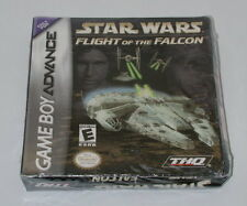 Game Boy Advance SEALED Star Wars Flight of the Falcon