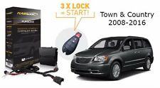 Flashlogic Add-On Remote Start for CHRYSLER TOWN & COUNTRY 2016 Plug and Play