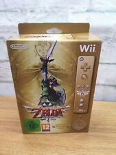 La Leyenda de Zelda: espada de Skyward (Nintendo Wii, 2011)