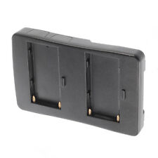 NP-F to V-Mount Battery Converter Adapter Plate fr 2 pack Sony NPF-970/F770/F570