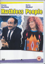 Ruthless People - Danny DeVito Bette Midler R2 / R4 DVD