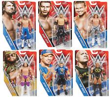 WWE Figures - Basic Series 76 - Mattel - Brand New - Sealed