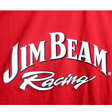 T-Shirt Mens L Jim Beam Racing