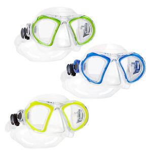 Scubapro Child2 Kindermaske - Schnorchelbrille Silikon ab 4 Jahre