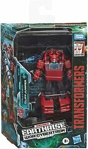 CLIFFJUMPER Transformers EARTHRISE War For Cybertron Action Figure