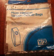 Micro Filtration Vacuum Cleaner bags / Hoover Y/Z - 2 bags