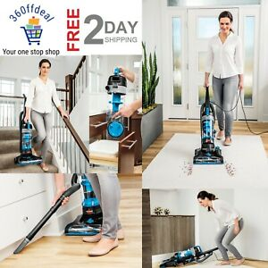 Bagless Upright Vacuum Power Force Helix New Upgraded Version Of Vacuum Cleaner