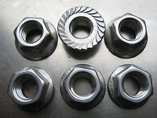 Stainless Steel Sprocket Nut Set for Yamaha TDM 900 from 2002 onwards