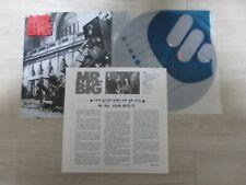 MR. Big - Lean Into It 1991 Korea Orig Vinyl LP w/Insert No Barcode