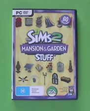 The Sims 2 Mansion & Garden Stuff Pack for PC