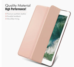 Moko Case For Ipad 9.7 Inch 2017/18 5th/6th Generation Rose Gold