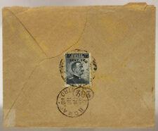 POSTA MILITARE 25^ DIVISIONE 20 CENT MICHETTI SU 15 c.  3.11.1915 #XP273Q
