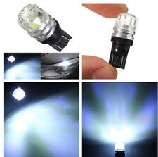 2x T10 W5W 194 168 LED COB Car White License Plate Lamp Wedge Light Bulb New