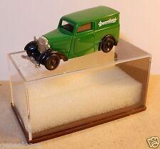 MICRO BREKINA HO 1/87 DKW F7 VERT APERITIF DRY GIN DOORNKAAT IN box