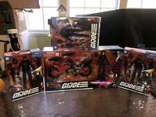GI JOE CLASSIFIED 3 Cobra Troopers - Target Exclusive 1 Baroness COIL Unopened