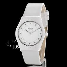 BERING Damen-Armbanduhr Keramik/Saphirglas 32035-659