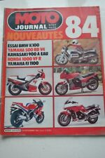 MOTO JOURNAL 620 Essai Test BMW K100 K 100 HESKETH V 1000 CARDEL 125 GS Enduro