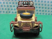 Vintage - FIAT CAMPAGNOLA  Safari  - 1/25 Barlux Techno Giodi