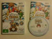 Disney Club Penguin: Game Day! (Nintendo Wii, 2010) Complete - Fast Free Post!