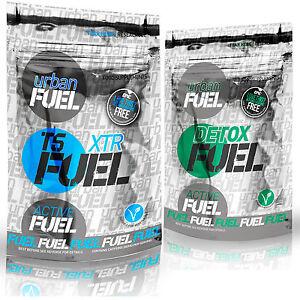 Urban Fuel T5 XTR & Detox Fuel Fat Burners Colon Cleansing Weight Loss Pills