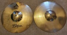 "Zildjian A Custom 14"" Projection Hi Hat Cymbals"