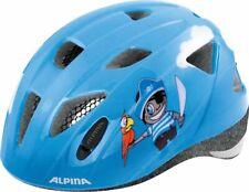 ALPINA XIMO Kinderhelm blau-pirat 45-49cm