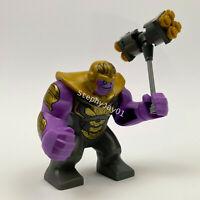 LEGO Marvel Heroes - SH576 Thanos Minfigure (#76131) - NEW