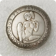 Hobo Coin sexy naked girl  (856) (DASH) COPPER