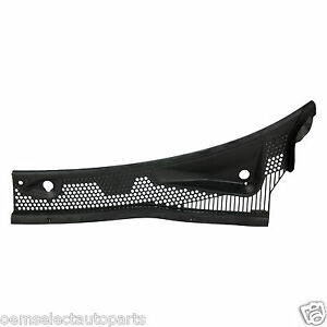 OEM NEW 2001-2003 Ford Focus LH Side Cowl Top Vent Grille 1S4Z5402229CA
